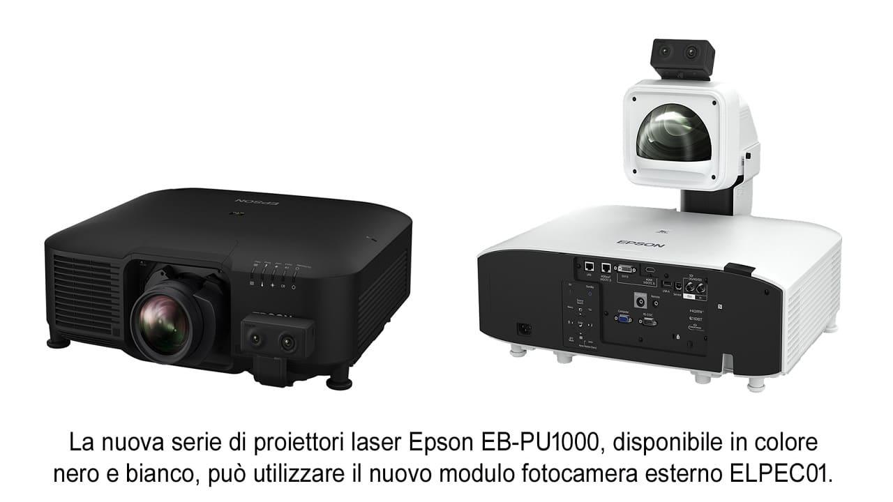 Epson presenta i nuovi videoproiettori laser ad alta luminosità thumbnail