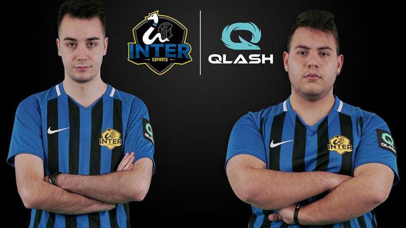 inter qlash team esport