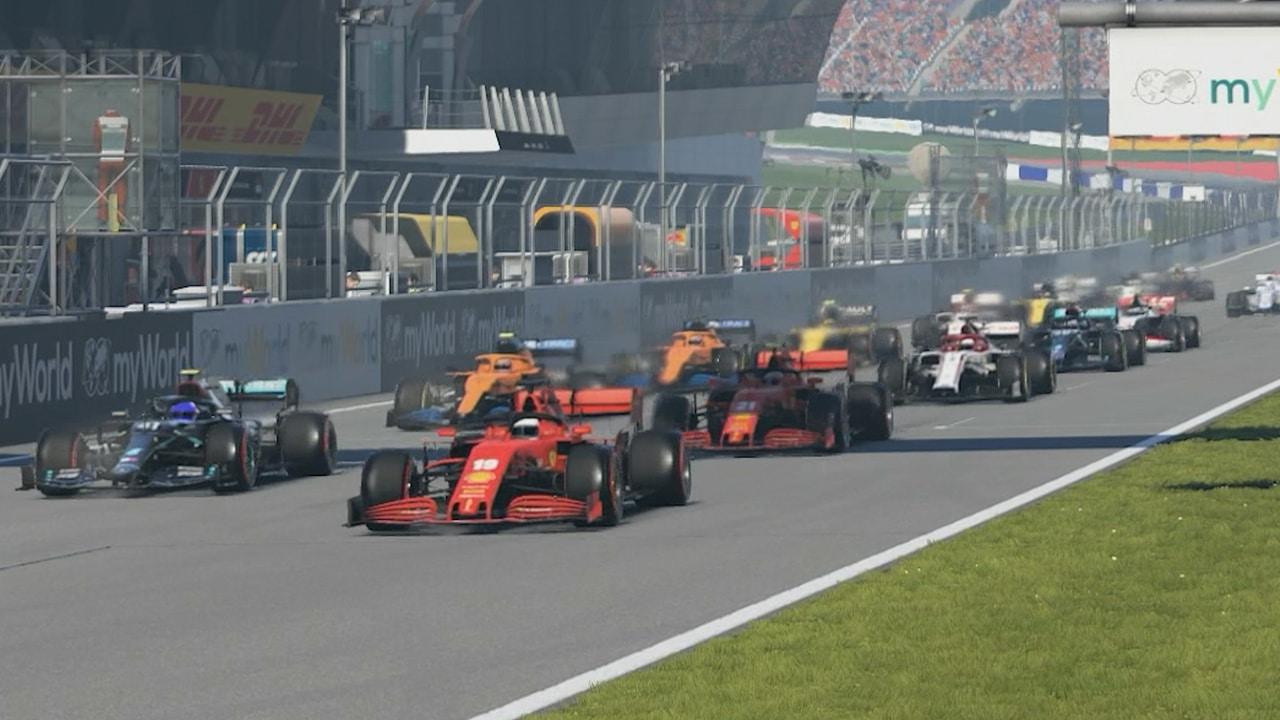 F1 eSports Pro Series: Alpine eSports pronta a gareggiare nel campionato thumbnail