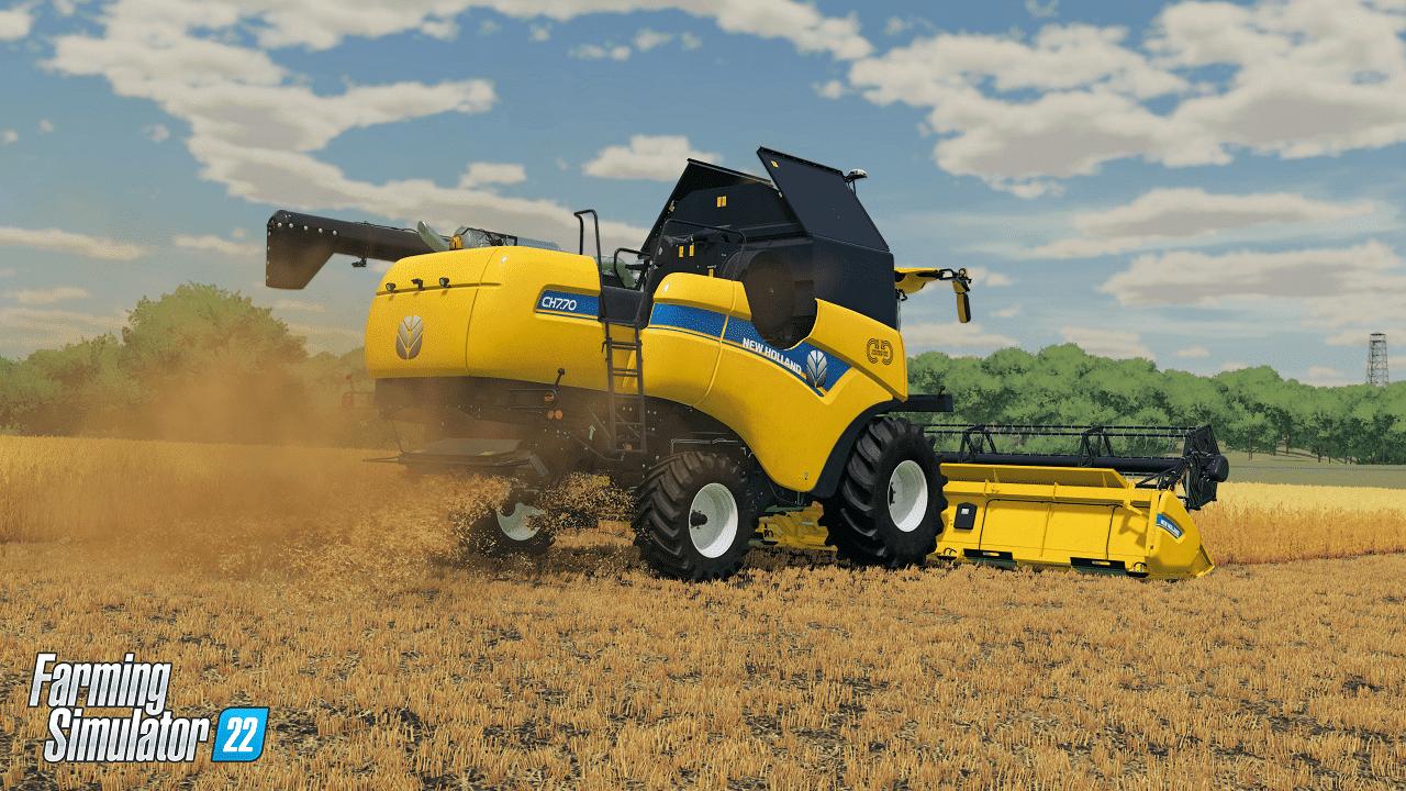 Arriva Farming Simulator 22: finestra di lancio e teaser trailer thumbnail
