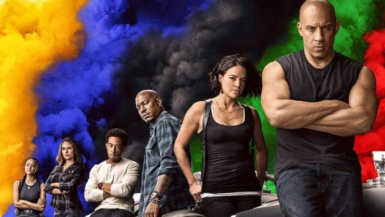 Fast & Furious 9: il nuovo trailer ci porta nello spazio thumbnail