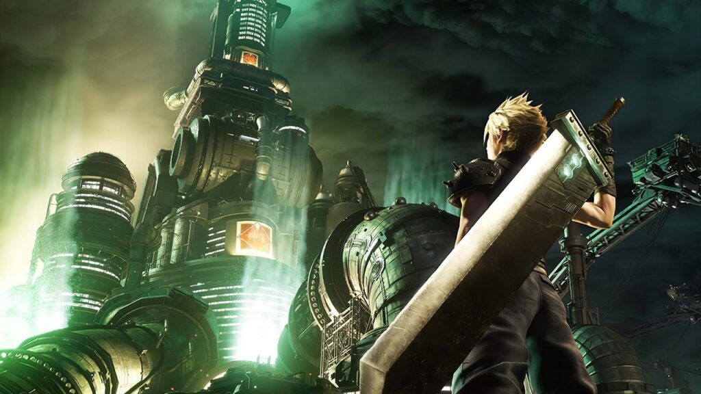 final fantasy vii the first soldier live stream