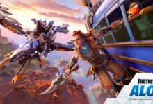 Fortnite horizon zero dawn