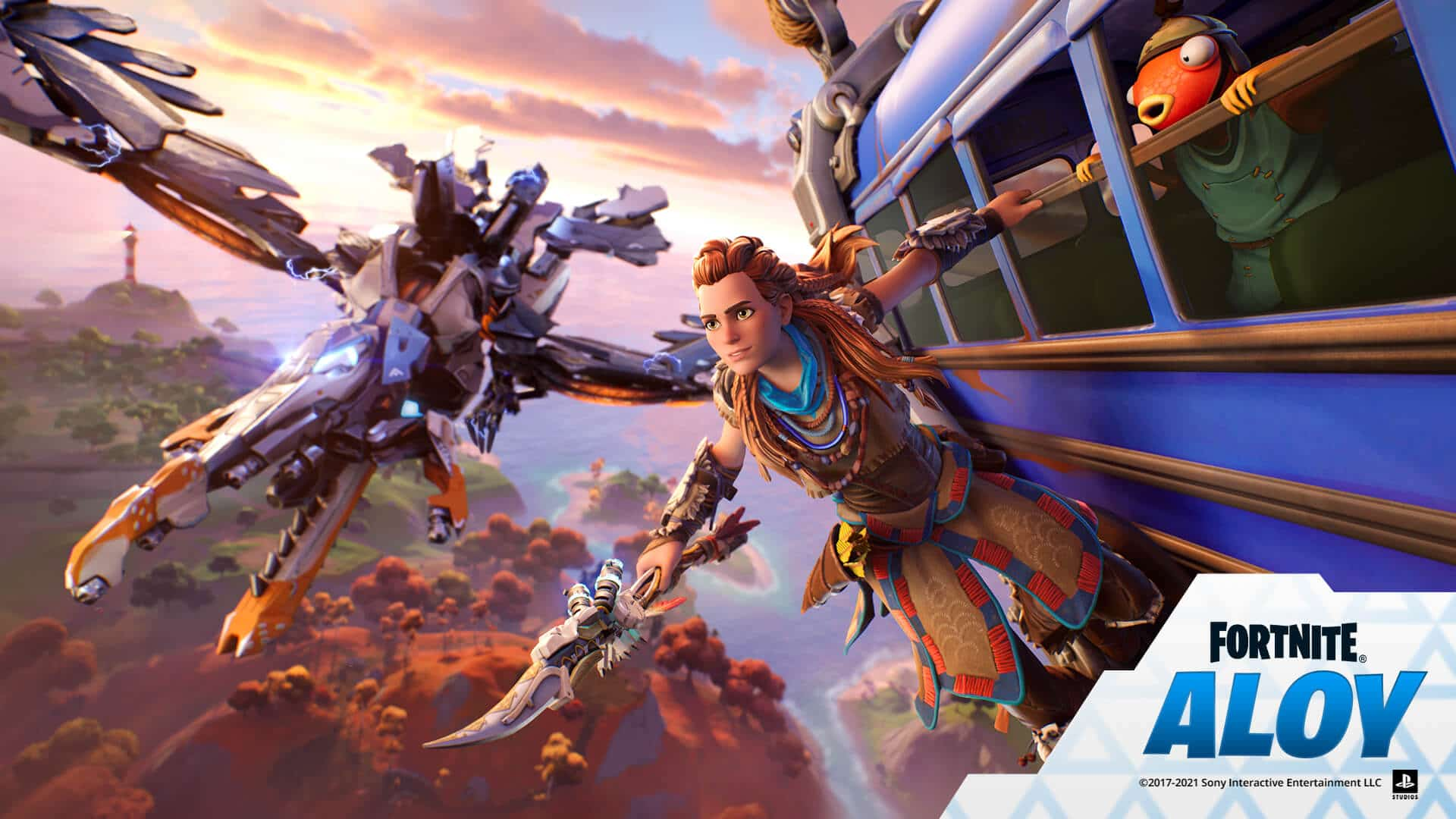 Aloy sbarca su Fortnite: arriva la collaborazione con Horizon Zero Dawn thumbnail