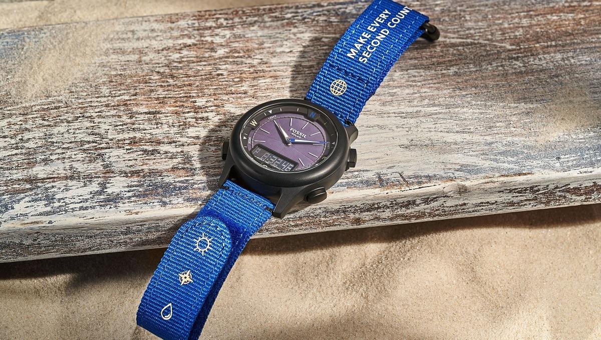 Fossil lancia un nuovo orologio ad energia solare thumbnail
