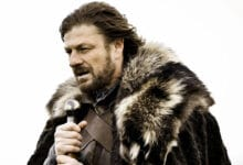 game of thrones anniversario ned stark winter is coming