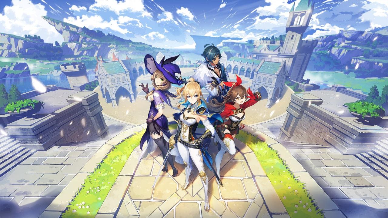 Genshin Impact arriva su Playstation 5 con l'aggiornamento 1.5 thumbnail