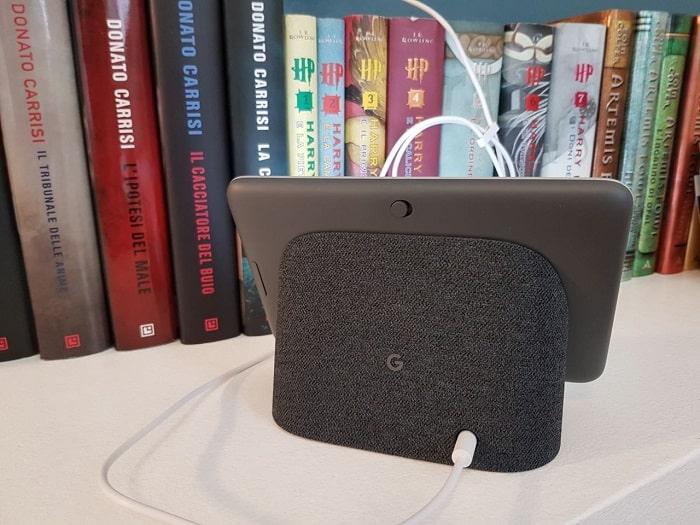 google nest hub recensione monitoraggio sonno-min