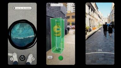 google realtà aumentata funzionalità sperimentali