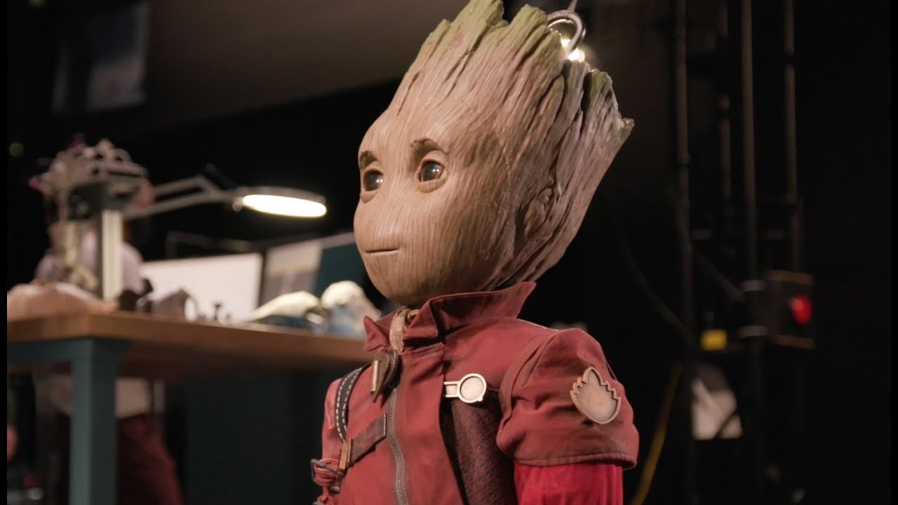 Groot prende vita grazie agli Imagineers di Disney thumbnail