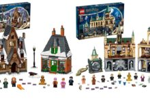 harry potter set lego leak