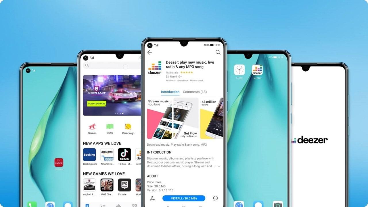 Huawei AppGallery continua a crescere (e a offrire premi esclusivi) thumbnail