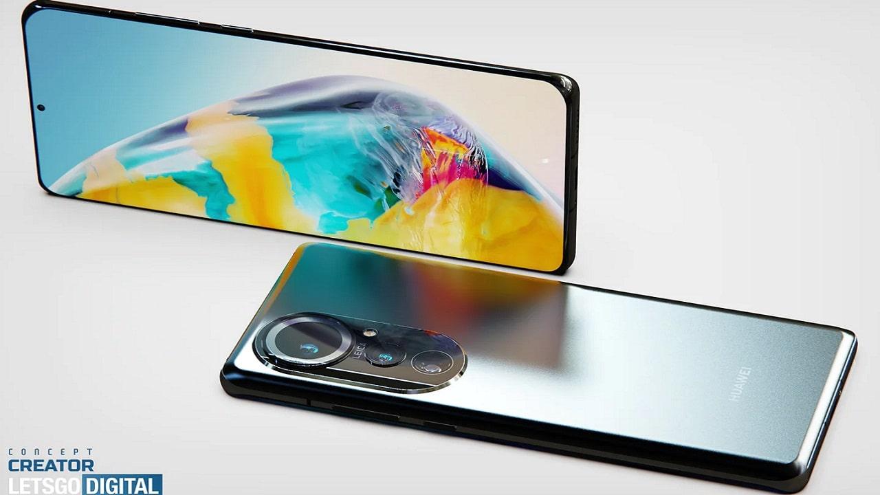 Il design di Huawei P50 Pro si mostra in alcuni render thumbnail