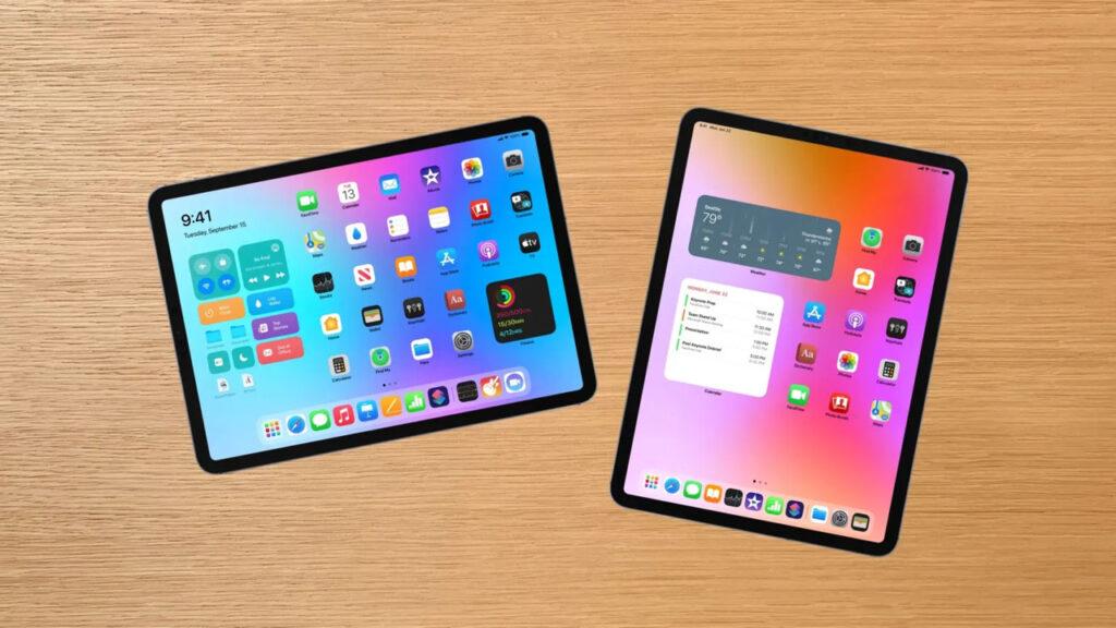 iOS 15 e iPadOS15 widget e notifiche
