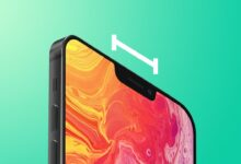 iPhone-13-design notch più piccolo