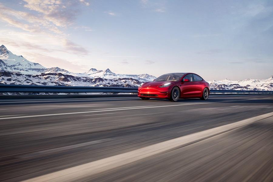 Tesla model 3 record di vendite
