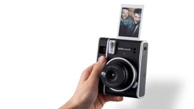 instax mini 40 fotocamera