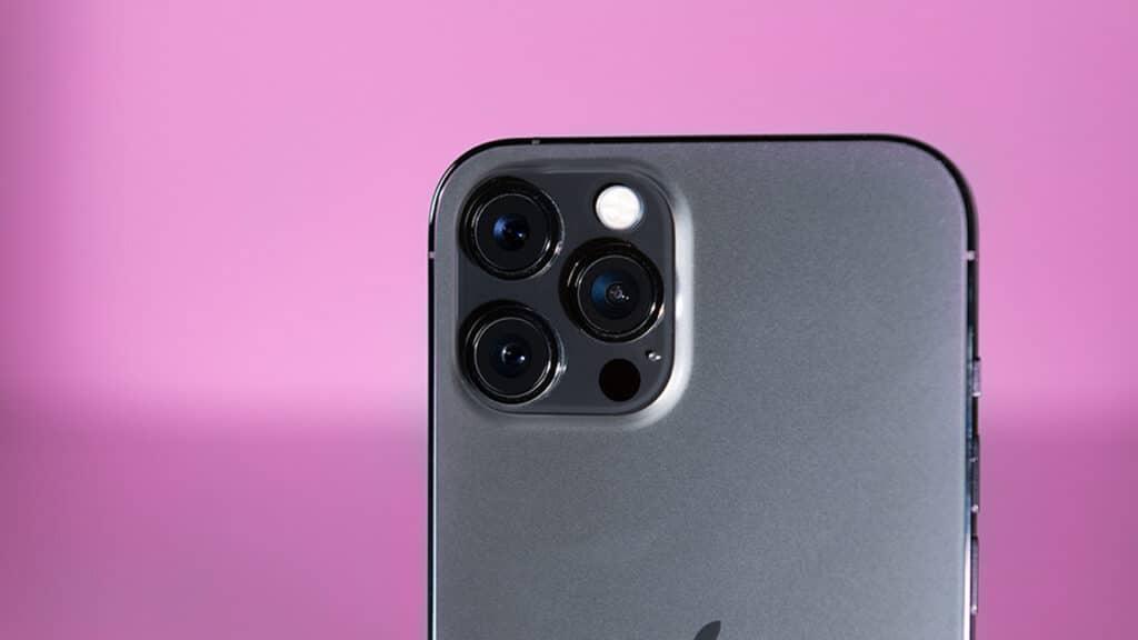 iPhone 2022 fotocamera