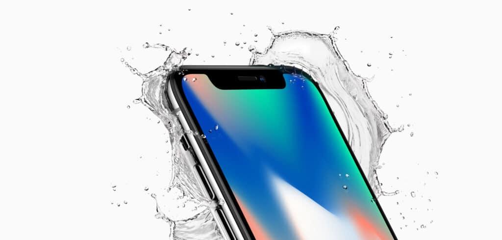 la garanzia di iPhone non copre i danni causati dall'acqua