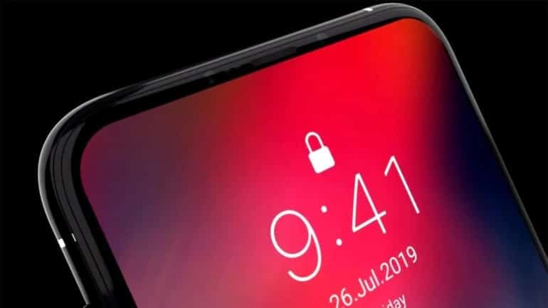 iphone senza notch