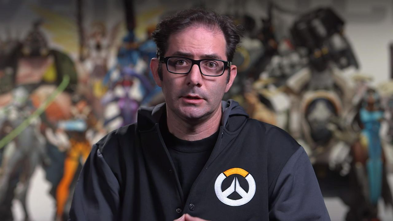 Jeff Kaplan dice addio a Blizzard: se ne va il director di Overwatch thumbnail