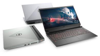 laptop da gaming dell G15