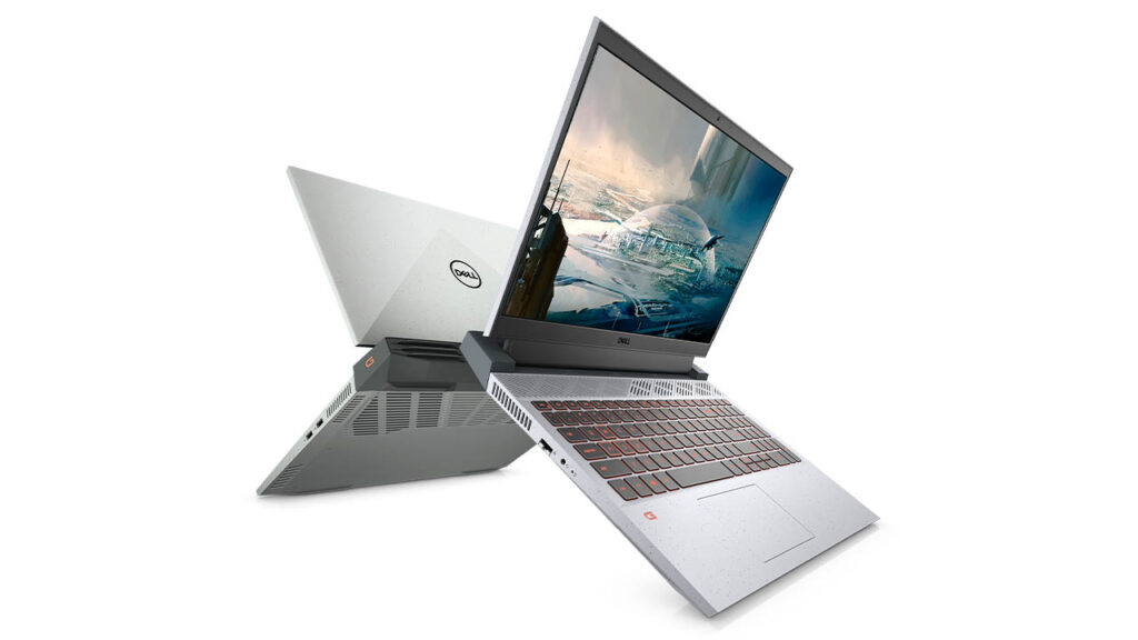 laptop gaming dell G15 Ryzen Edition
