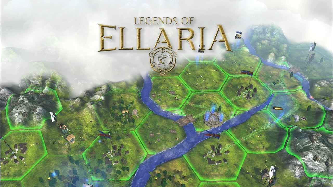 Legends of Ellaria debutta su Steam: l'inusuale mix di generi di Larkon Studios thumbnail
