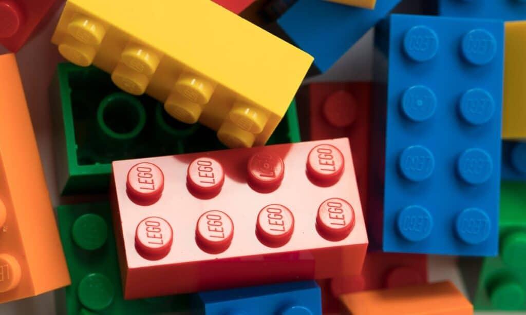 Lego Plastica
