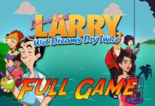 Leisure Suit Larry Console