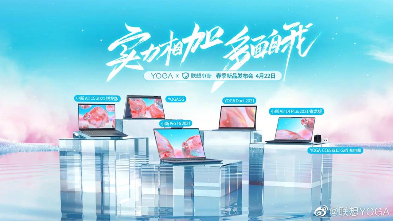 Sono in arrivo dei nuovi notebook Lenovo thumbnail