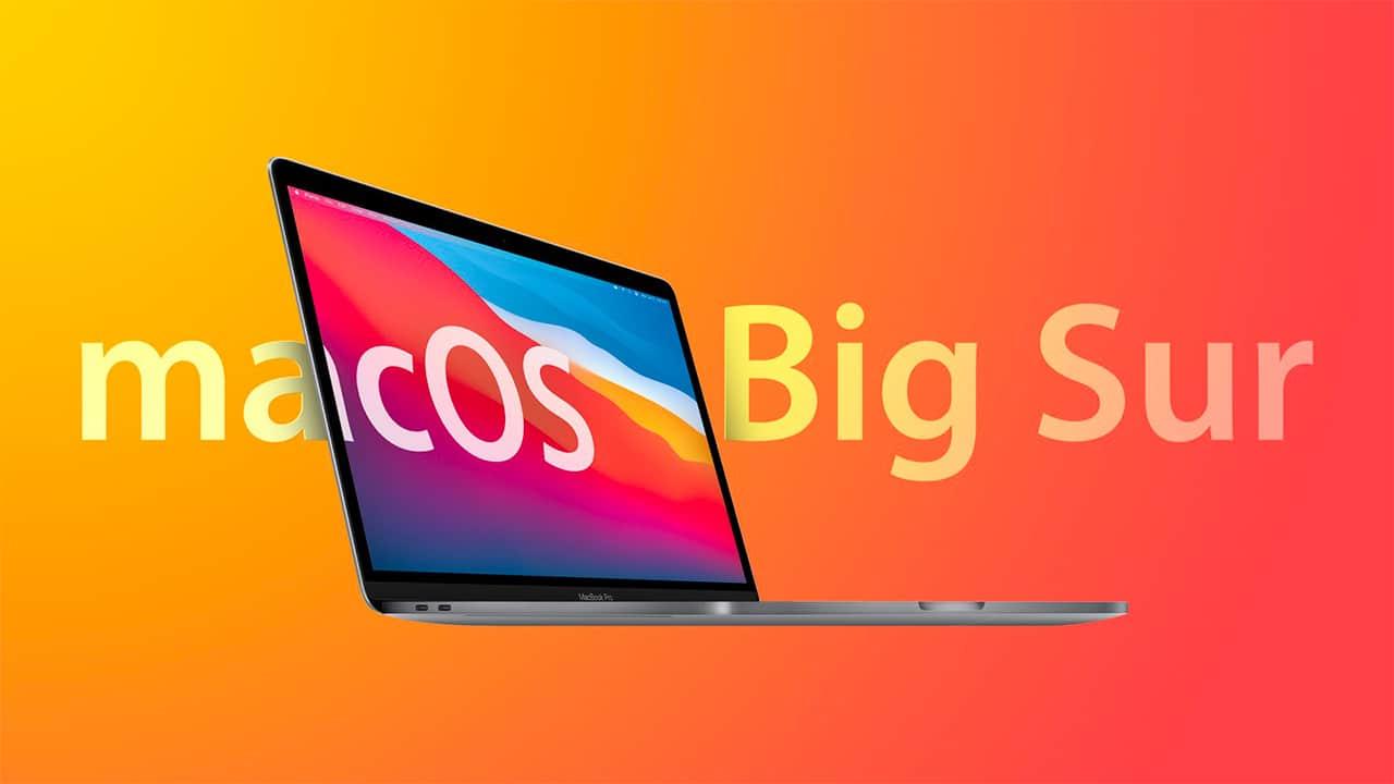 macOS Big Sur 11.3 ora disponibile sui Mac thumbnail