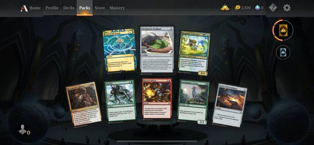 Magic the Gathering Arena Recensione