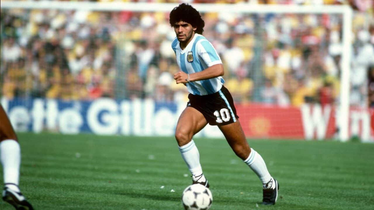 Maradona - Sogno Benedetto, ecco il teaser trailer della serie biografica thumbnail