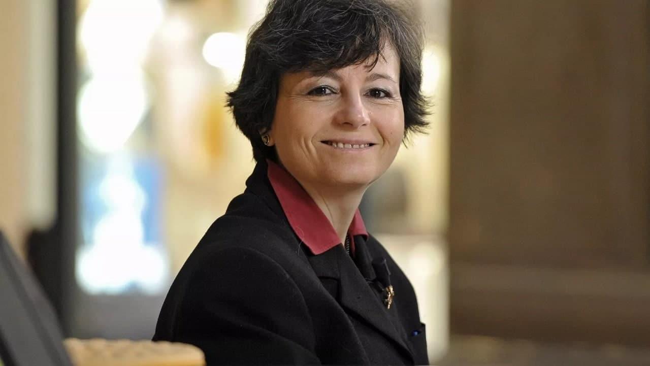 Maria Chiara Carrozza è la prima presidente donna del CNR thumbnail