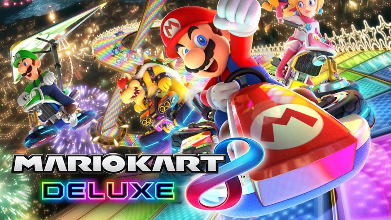 Mario Kart 8 campione di vendite negli USA thumbnail