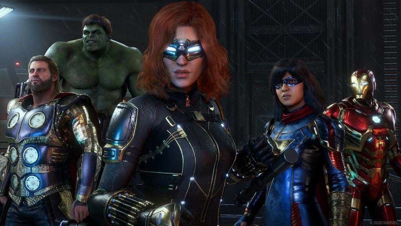 Su Marvel's Avengers arrivano le skin del MCU thumbnail