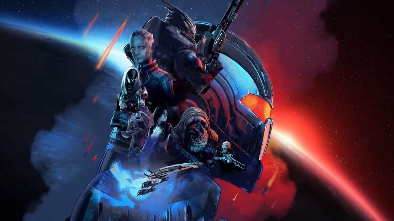 Le migliorie grafiche di Mass Effect Legendary Edition in un video thumbnail