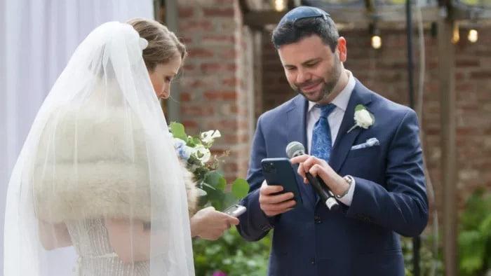 Il matrimonio nel 2021? Sulla blockchain con fedi NFT thumbnail