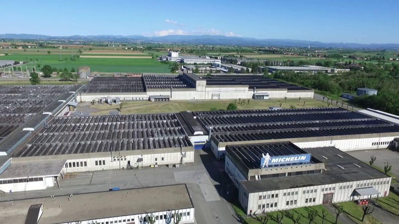 Lo stabilimento Michelin  di Alessandria compie i suoi primi 50 anni thumbnail