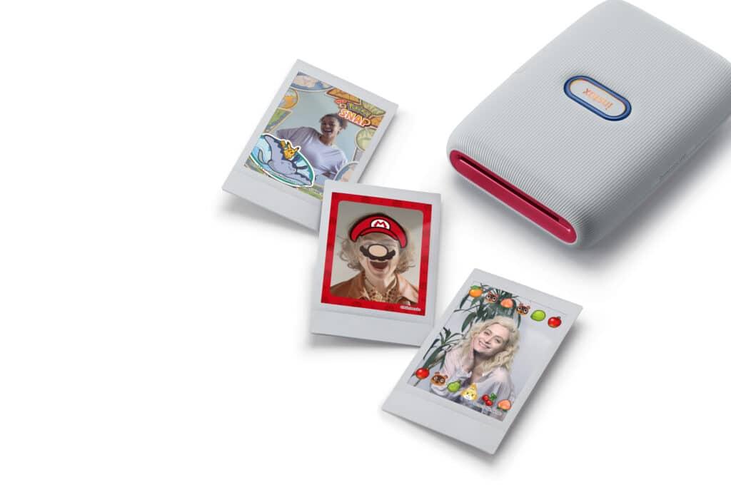Temi Nintendo per le stampe delle nostre immagini