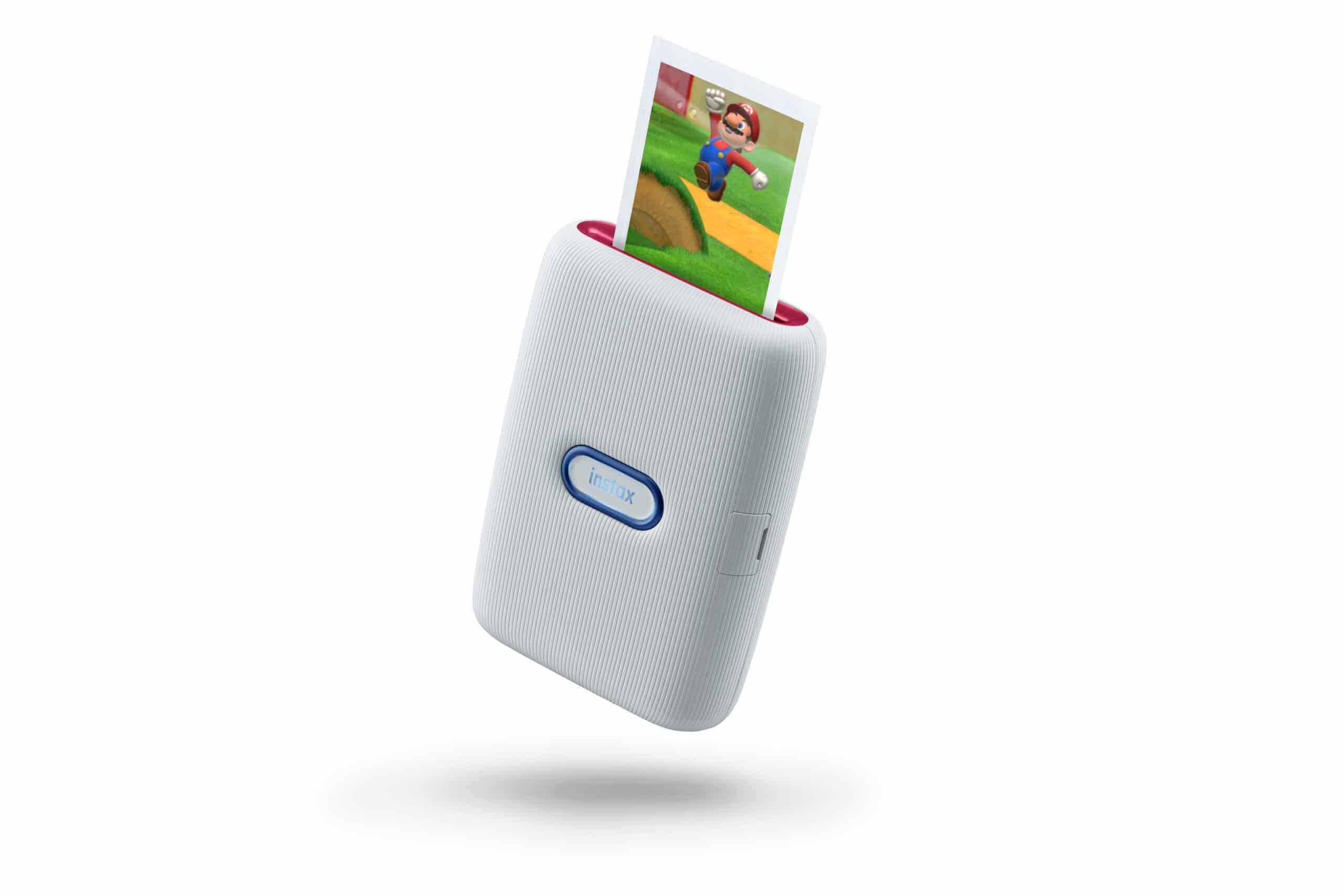 Stampante Fujifilm instax Mini Link compatibile con Nintendo Switch thumbnail
