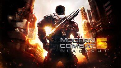 TimGames Modern Combat 5 blackout