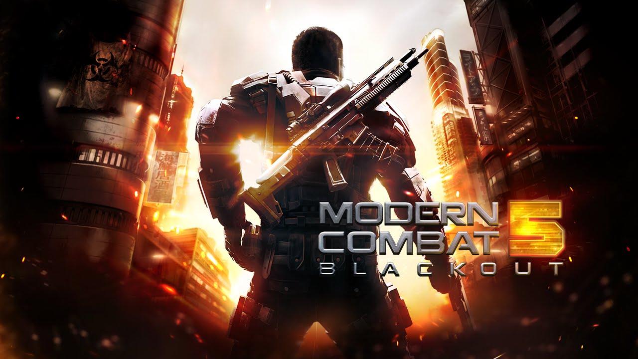 TimGames aggiorna il suo catalogo con Modern Combat 5: Blackout thumbnail