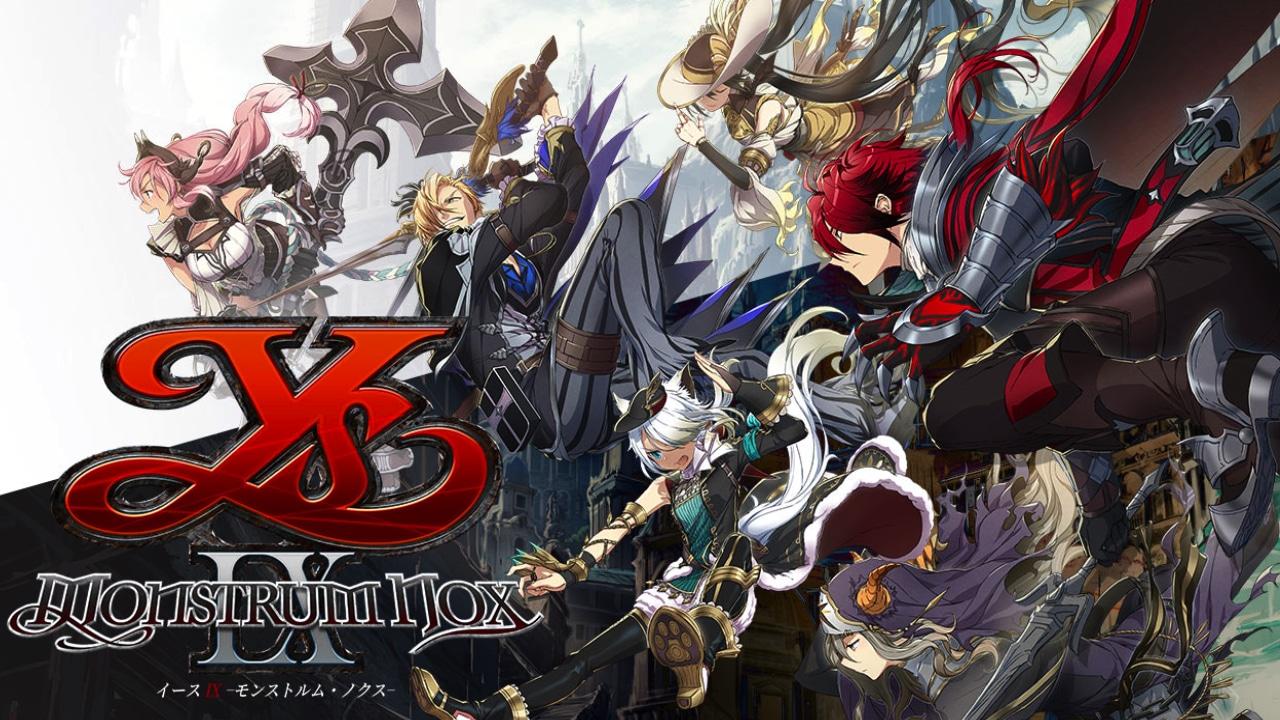 Ys IX: Monstrum Nox approda su Switch: rivelata la data di lancio thumbnail