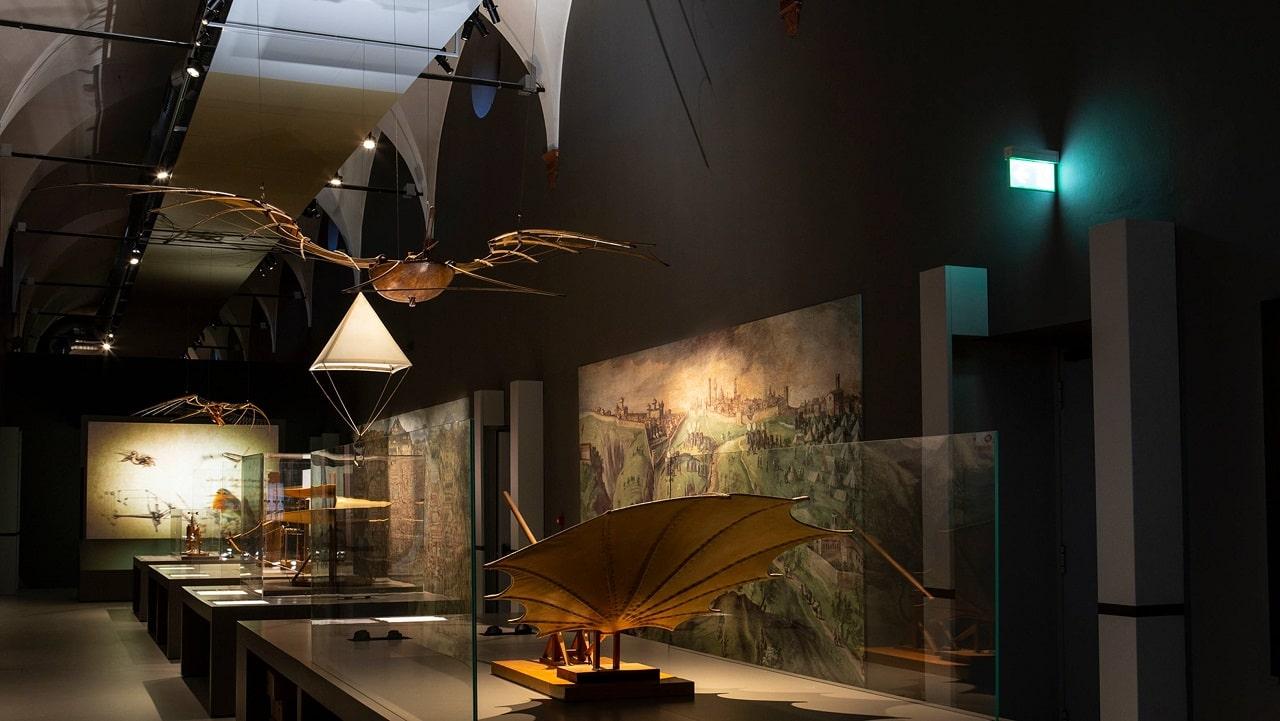 Il Museo Leonardo da Vinci riapre le porte al pubblico thumbnail