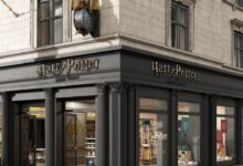 negozio harry potter new york