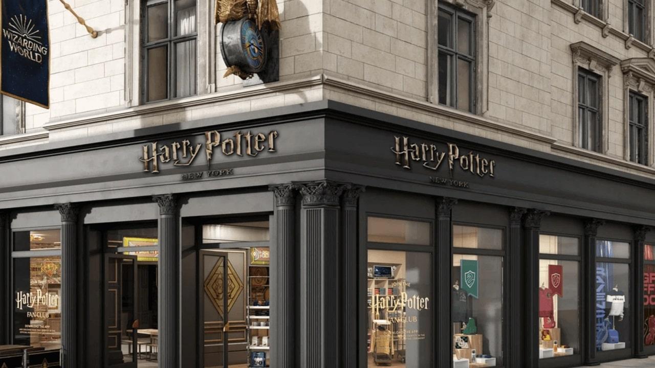 Il negozio di Harry Potter a New York fa le magie in realtà virtuale thumbnail