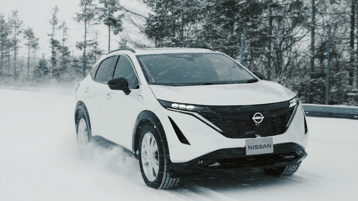 Nissan Ariya: un team globale ha lavorato al progetto thumbnail