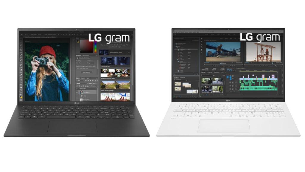 notebook lg gram 2021